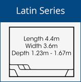 Capri – 4m x 3.2m