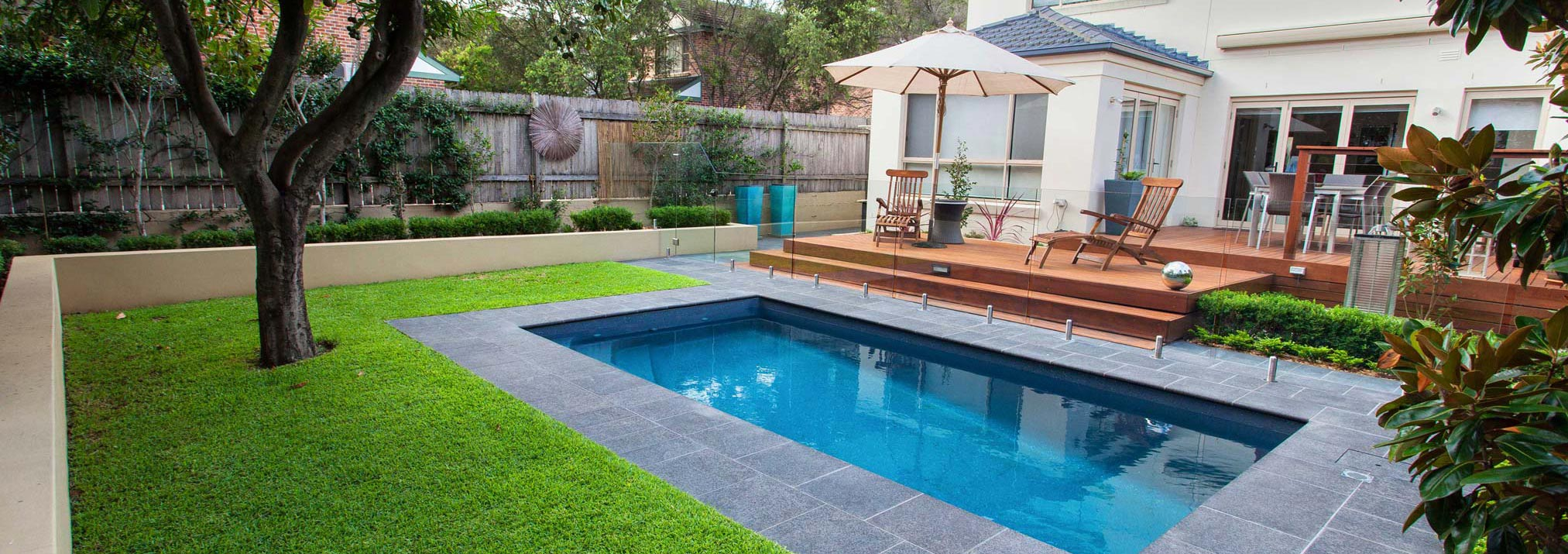 sovereign fibreglass swimming pool