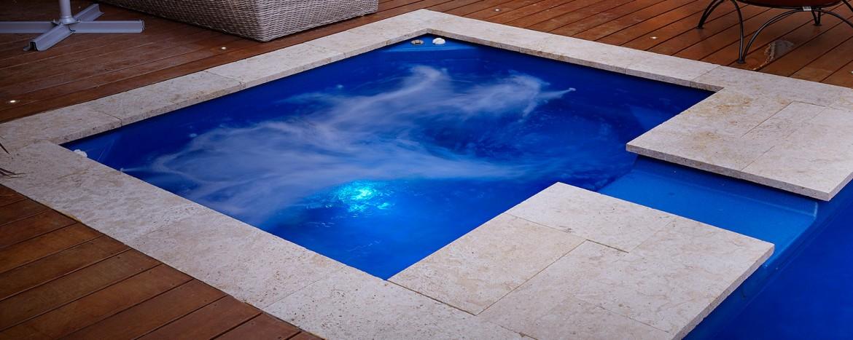 nova inground spa pool x nepean pools sydney. Black Bedroom Furniture Sets. Home Design Ideas