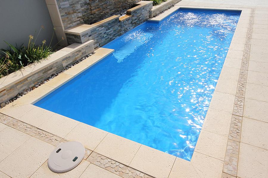 Small Fibreglass Swimming Pools