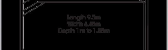 Siena – 9.5m x 4.45m