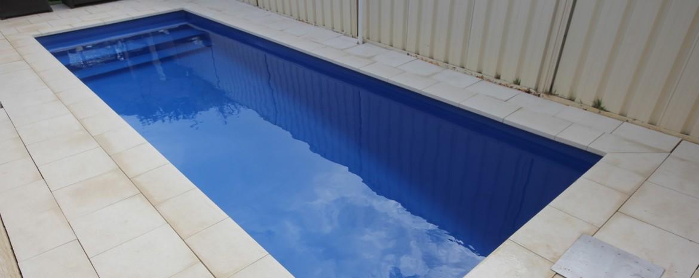 sentosa fibreglass pool